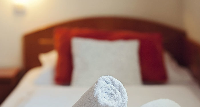 Enoposteljna soba v Mariboru Hotel Bajt