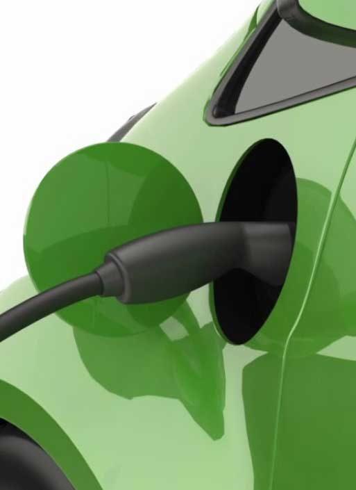 Brezplačno polnjenje električnih avtomobilov