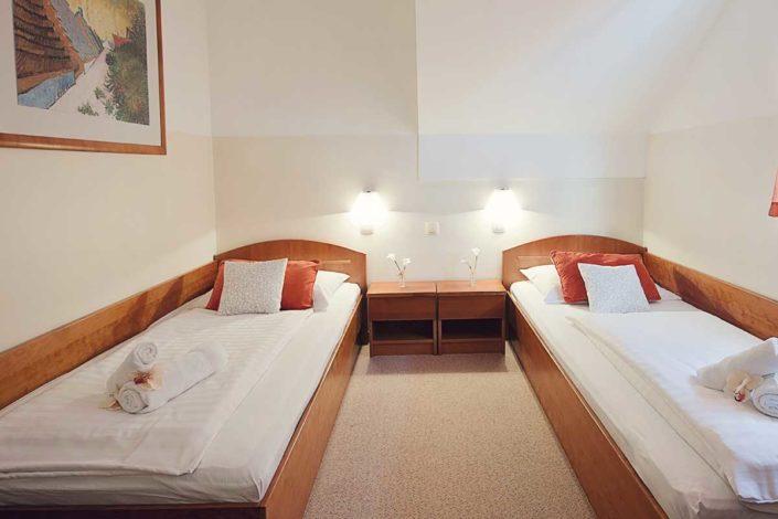 Dvoposteljna soba Hotel v Mariboru Hotel Bajt